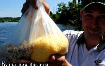 Каша на леща: салапинская, гороховая каши для рыбалки, рецепты для ловли на фидер
