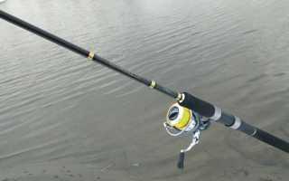 Спиннинг Norstream Favorite II: обзор моделей и отзывы рыбаков