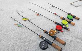 Зимняя прикормка для окуня, снасти для ловли зимой, удочки для блеснения для рыбалки