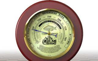 Лучшие барометры для рыбалки: купить, часы, карманный, электронный барометр