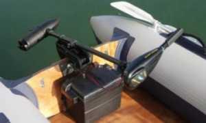 Лодочный электромотор своими руками – необходимые инструменты и материалы