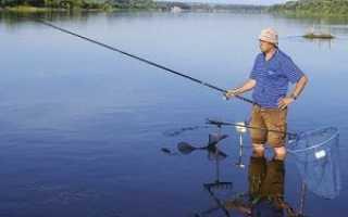 Ловля на поплавок на течении – трудности на поплавочной рыбалке