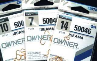 Крючок Овнер – специализация серий крючков, цены, отзывы, контакты