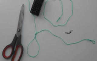 Фидерные оснастки – схемы и рисунки, усовершенствование оснасток фидера