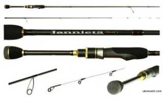 Спиннинг Aiko Butch: особенности, обзор моделей, цены, отзывы рыбаков